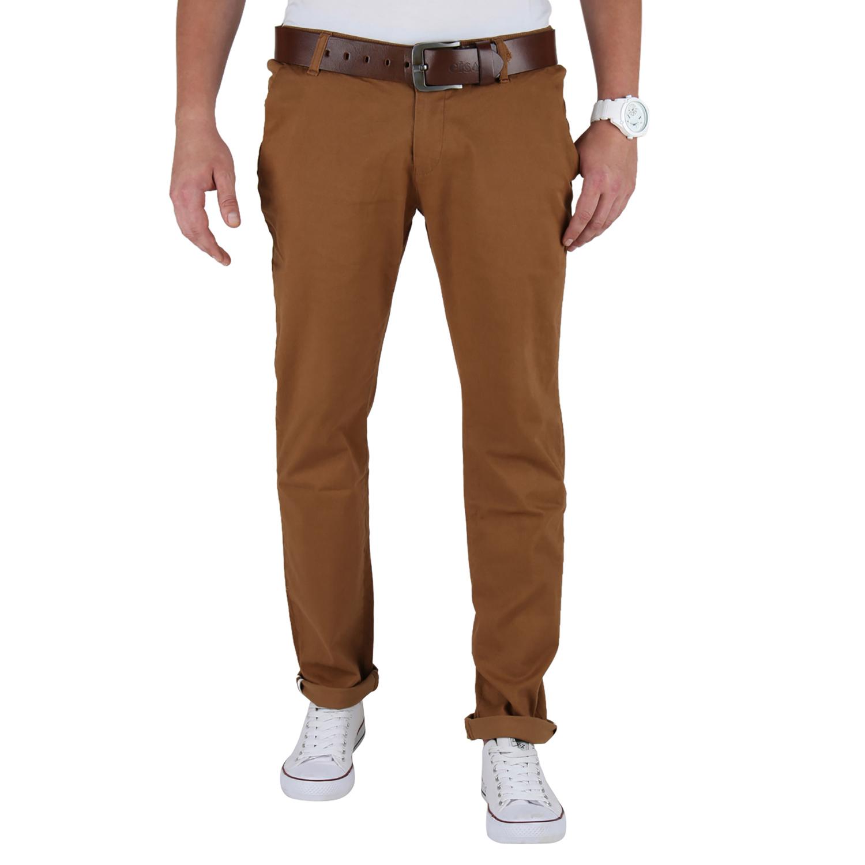 tazzio top herren chinohose 87376 slim anthrazit braun dunkelgr n jeans neu ebay. Black Bedroom Furniture Sets. Home Design Ideas