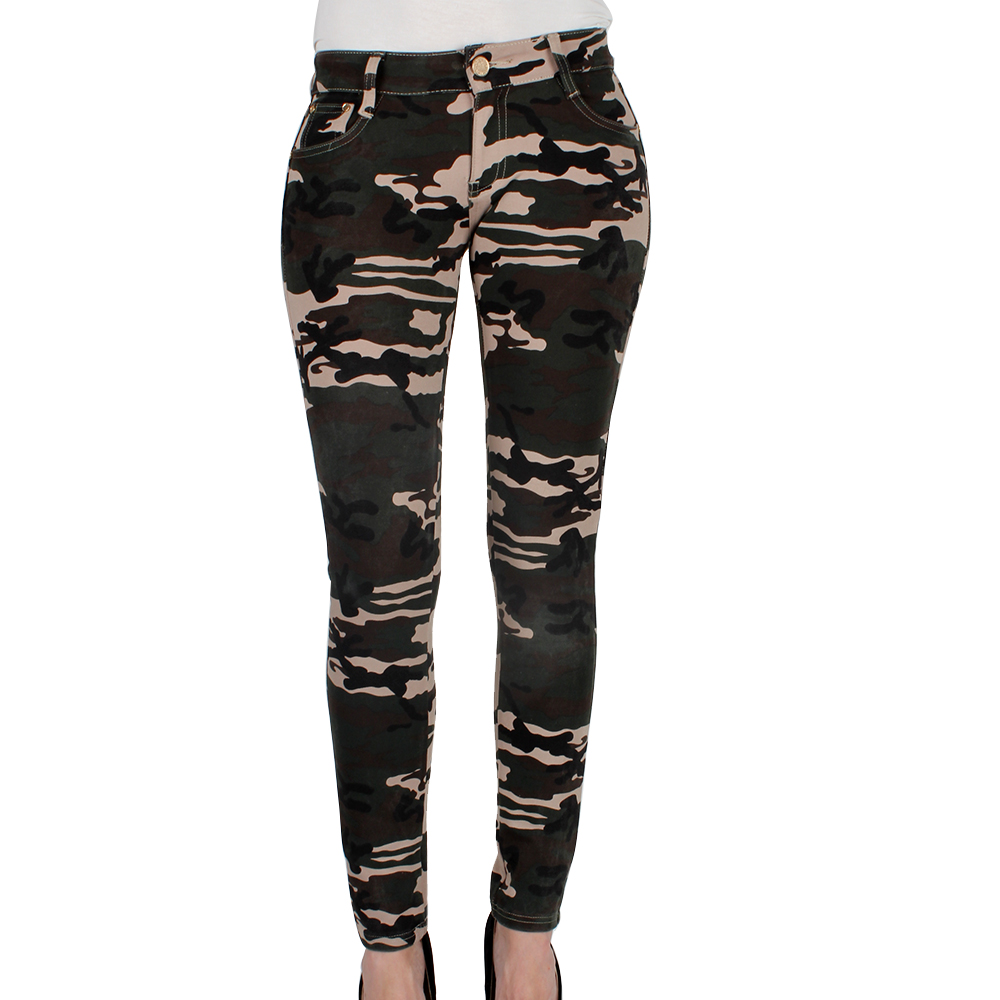 sexy damen armee army jeans 85085 hose r hrenjeans. Black Bedroom Furniture Sets. Home Design Ideas