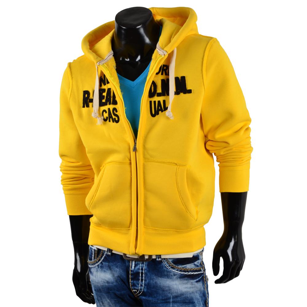 r neal herren kapuzen pullover 85237 sweatshirt jacke. Black Bedroom Furniture Sets. Home Design Ideas