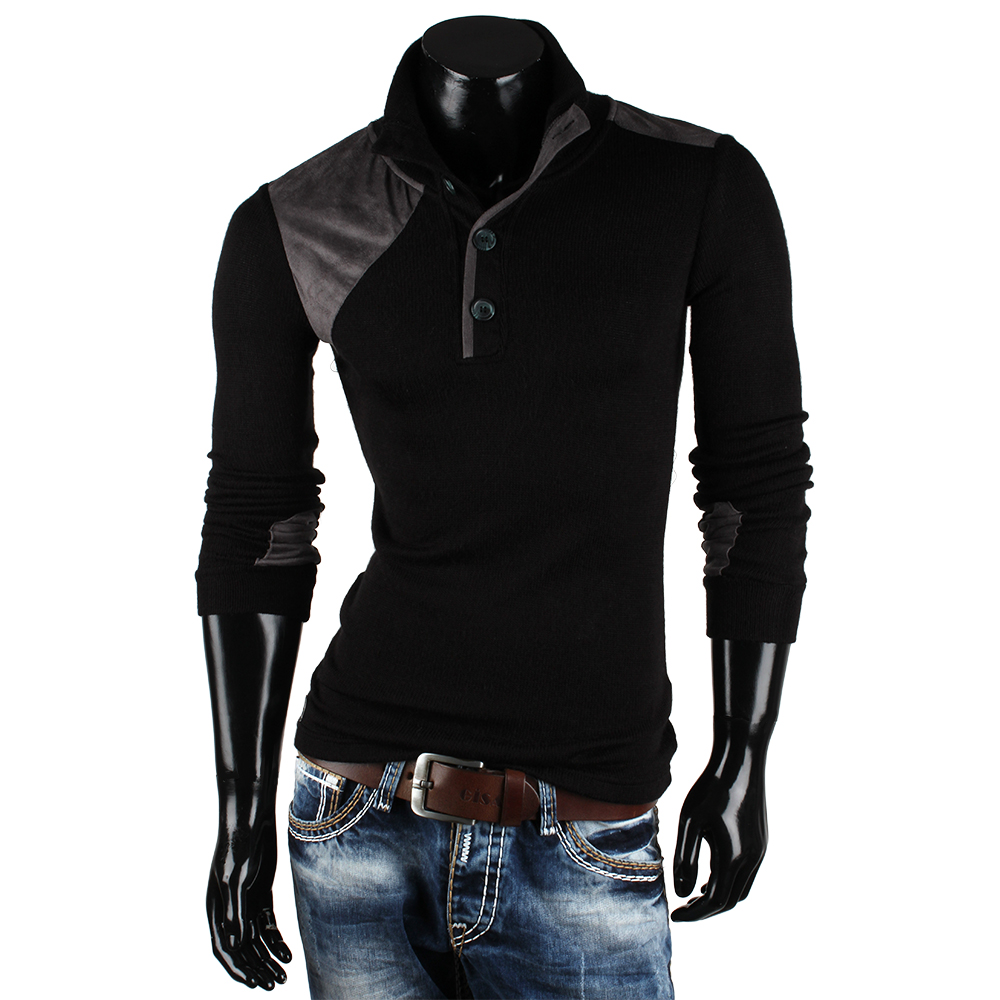 emimay herren pullover 85369 grobstrick pulli sweatshirt. Black Bedroom Furniture Sets. Home Design Ideas