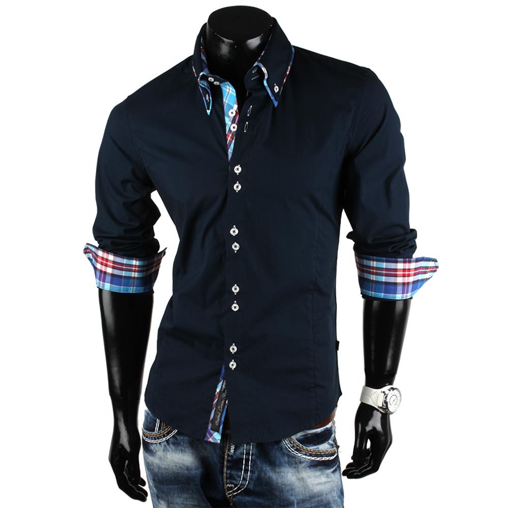 carisma top herren hemd 85449 klassisch langarm slim fit. Black Bedroom Furniture Sets. Home Design Ideas