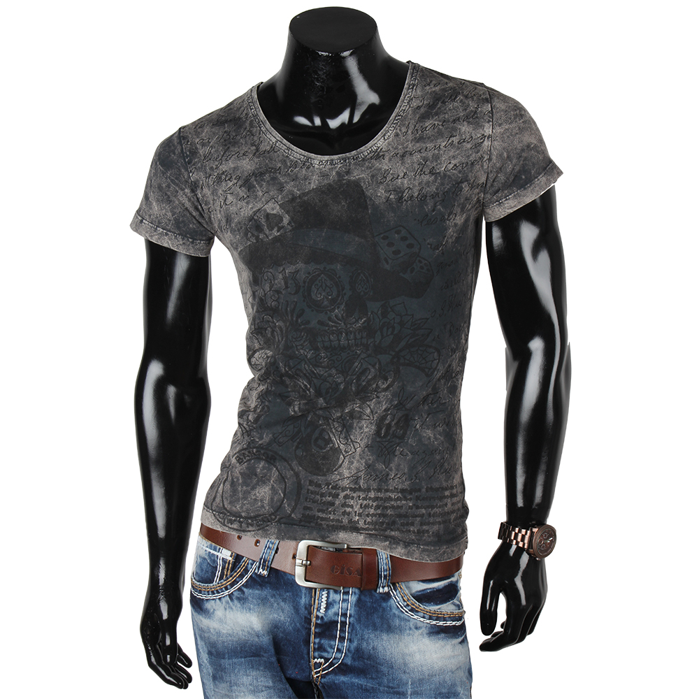emimay herren t shirt 85539 poloshirt polohemd slim fit. Black Bedroom Furniture Sets. Home Design Ideas