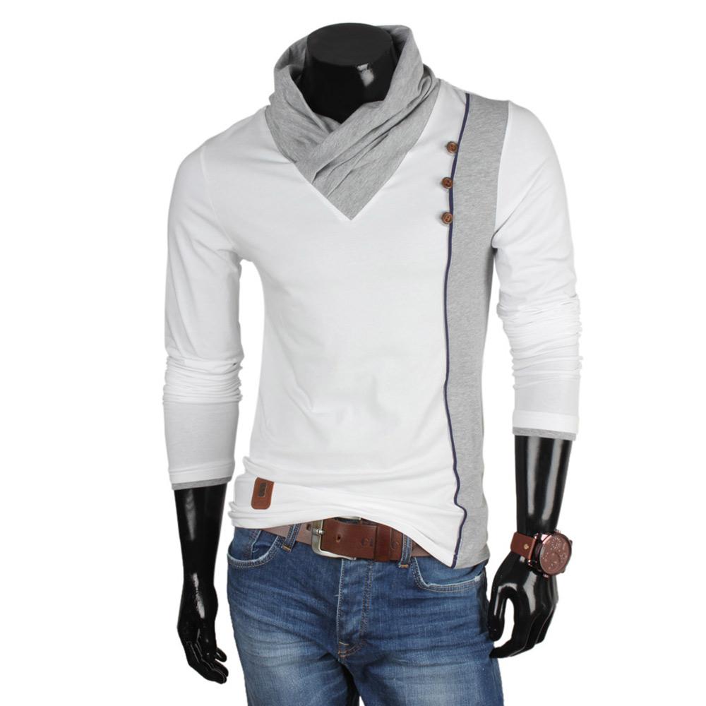 CARISMA Top Herren Langarmshirt 85930 T-Shirt Longsleeve Pullover Sweatshirt Neu