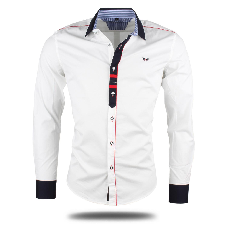 CARISMA Herren Hemd 87033 Langarm Business Freizeit Slim Fit Poloshirt Neu ce07fa9d85