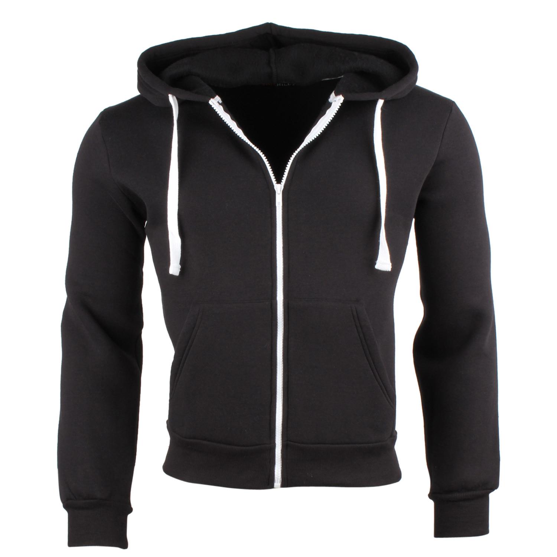 van hill herren kapuzen pullover 87049 sweatshirt jacke zipper hoodie s xxl neu ebay. Black Bedroom Furniture Sets. Home Design Ideas